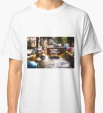 Amsterdam, Holland • Canal Bridge Classic T-Shirt