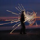 fire work poi explossion by cool3water