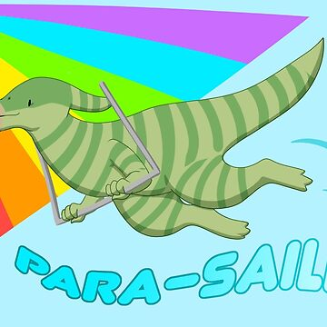 Para-Sailing by RileyOMalley