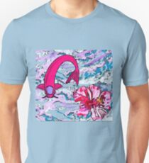 Peaceful Koi Unisex T-Shirt