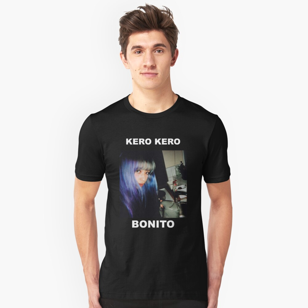 KERO KERO BONITO  Slim Fit T-Shirt
