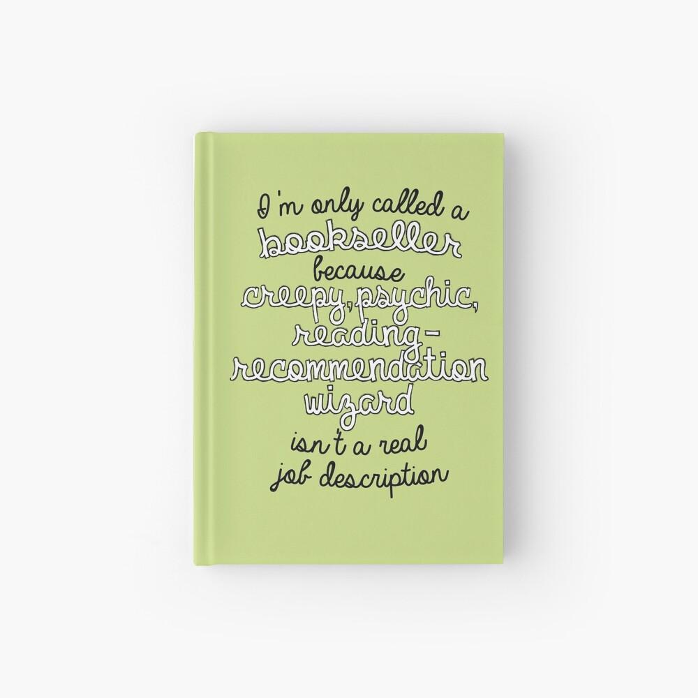 Librería en Name Only Cuaderno de tapa dura