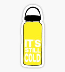 hydroflask-lemon Sticker