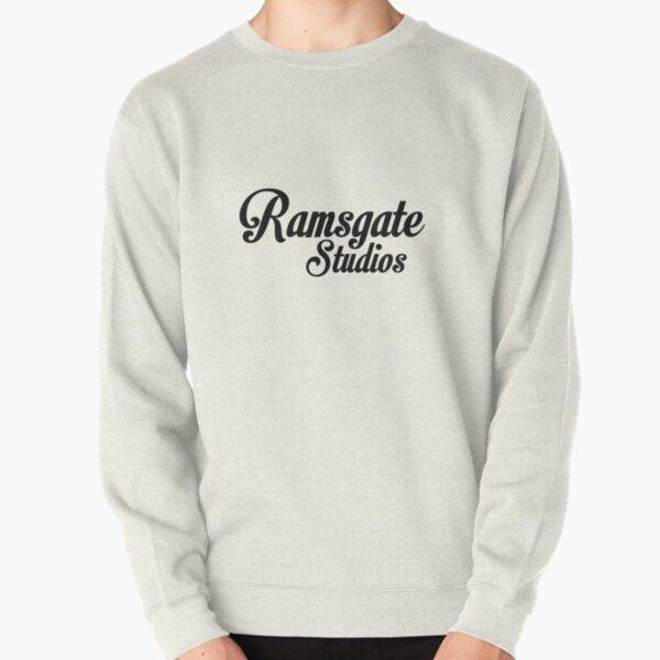 Ramsgate Studios - Black Font Pullover Sweatshirt