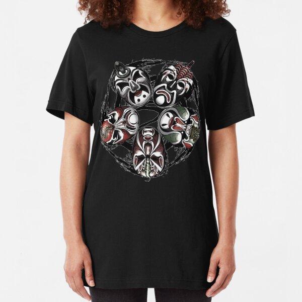 5 Deadly Venoms Slim Fit T-Shirt