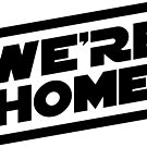 We're Home (Black) by Eozen