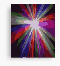Abstract-1 Canvas Print