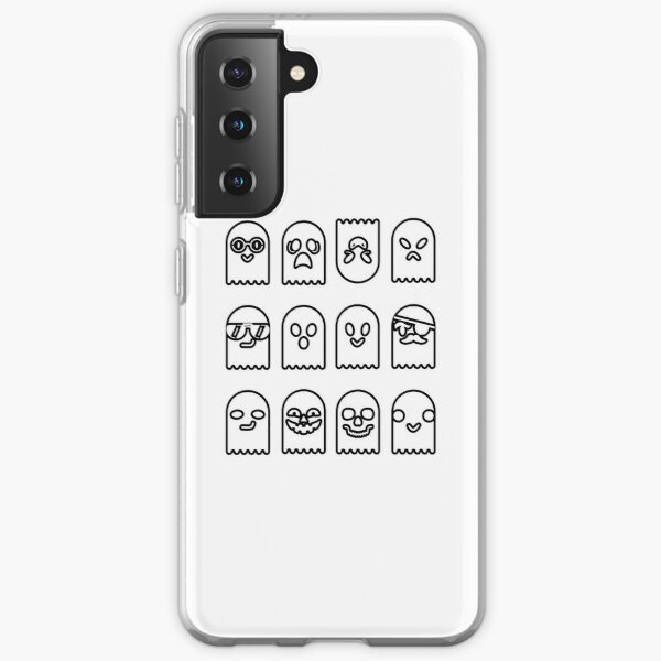 Gaggle of Ghosts Samsung Galaxy Soft Case