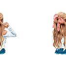 Strawberry blonde by Elza Fouche