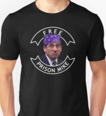 Free Prison Mike Unisex T-Shirt