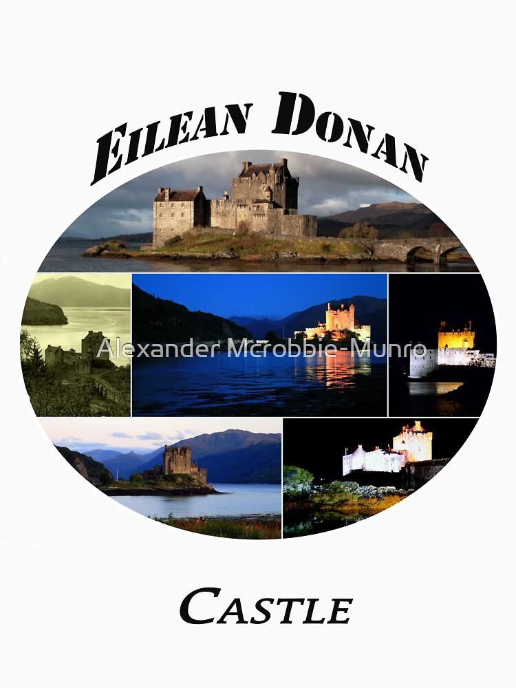 Eilean Donan Castle by Alexanderargyll