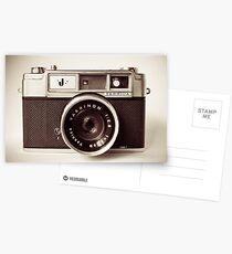 Kamera Postkarten