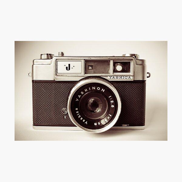 Camera Retro  Photographic Print