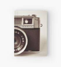 Camera Hardcover Journal