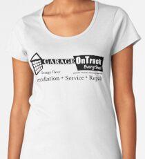 Garage OnTrack logo Women's Premium T-Shirt