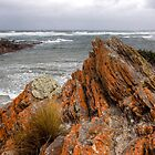The Edge of The World, Tasmania by Christine Smith