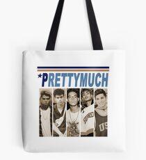 *PRETTYMUCH AN EP fan art Tote Bag