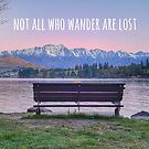 Not All Who Wander.... by Curious-Camera