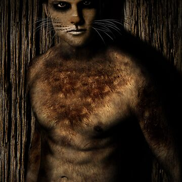Man or Beast by morganmedia