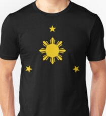 Philippines Sun & Stars by AiReal Apparel Unisex T-Shirt