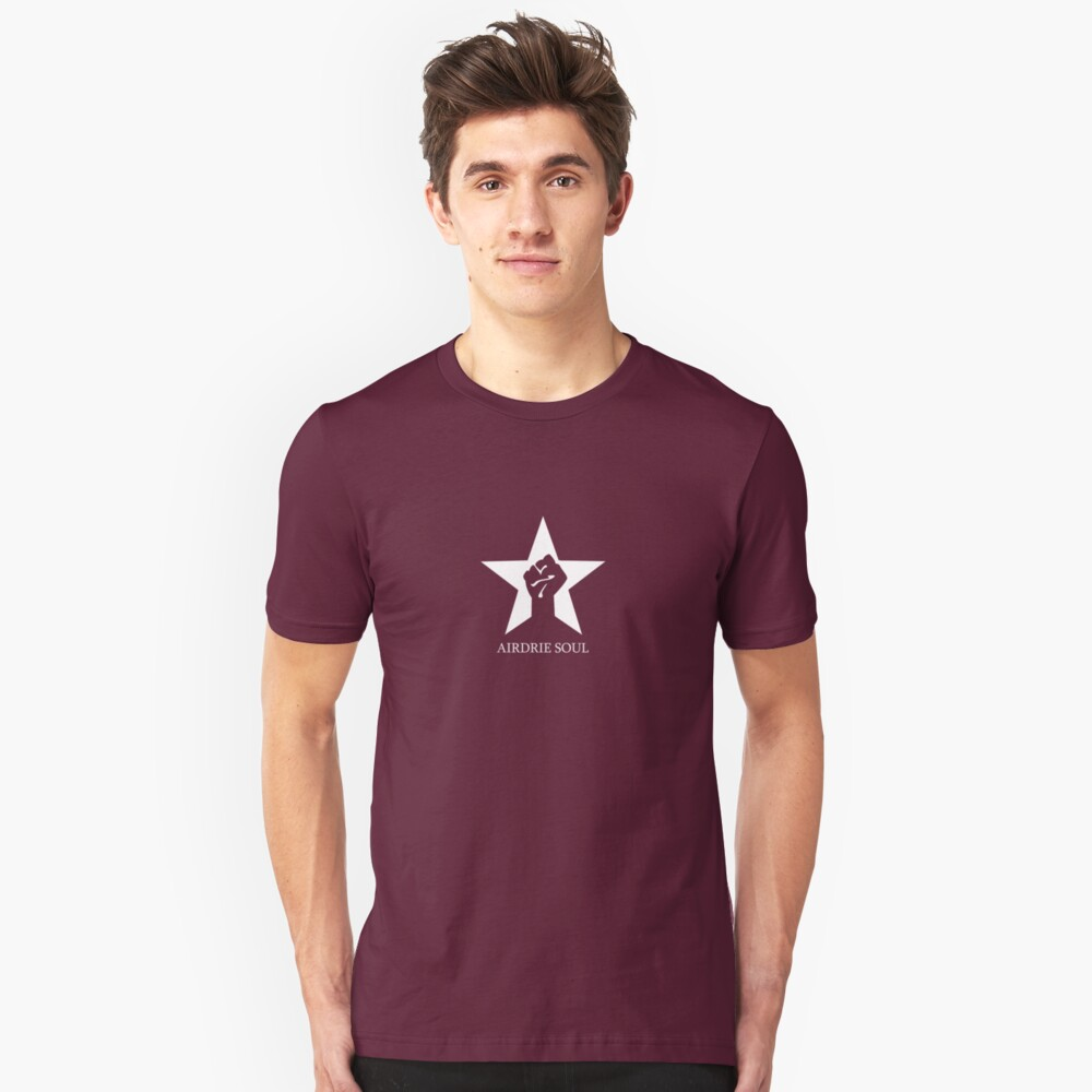 Airdrie Soul Slim Fit T-Shirt