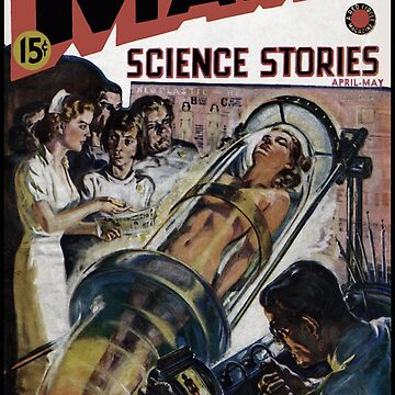 Marvel Science Stories 1939 by mccabet