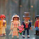 The Wedding Party by eelsblueEllen
