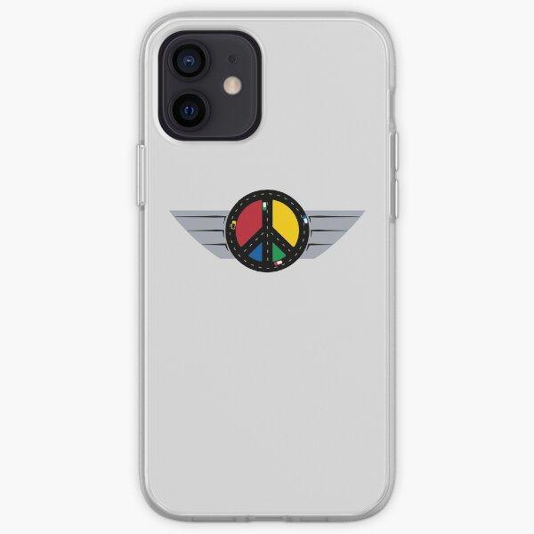 MINI Paix Coque souple iPhone