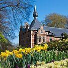 Groot Bijgaarden Castle and Gardens by Alison Cornford-Matheson