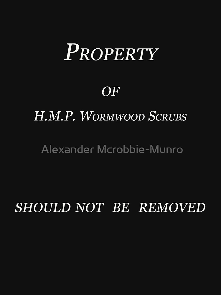 Wormwood Scrubs by Alexanderargyll