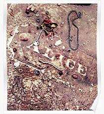 Alice Flagg - Murrells Inlet, SC, USA Poster
