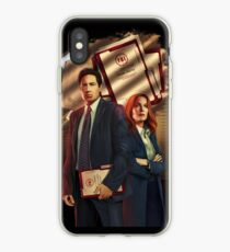 The X-Files comic book cover- Florida Man #1 iPhone Case
