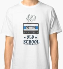 Shop Old School T-Shirts from Redbubble , music old-school t-shirt Classic T-Shirt