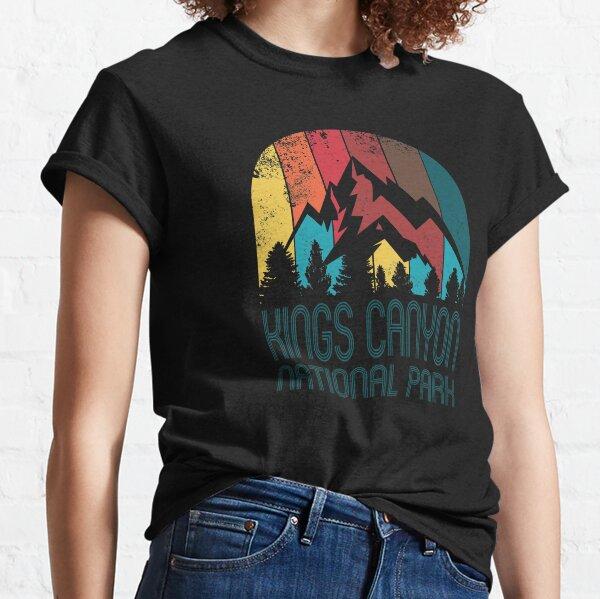 Kings Canyon National Park Gift or Souvenir T Shirt Classic T-Shirt