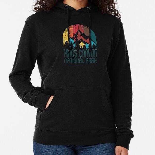 Kings Canyon National Park Gift or Souvenir T Shirt Lightweight Hoodie