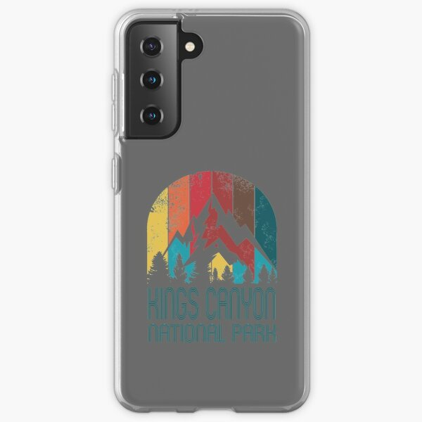 Kings Canyon National Park Gift or Souvenir T Shirt Samsung Galaxy Soft Case