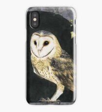 The Church Owl iPhone Case