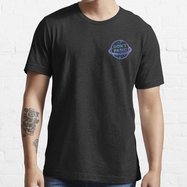 Don't Panic Essential T-Shirt