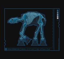 TShirtGifter Presents: AT-AT Anatomy