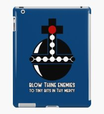 monty python holly grenade tv movie funny iPad Case/Skin