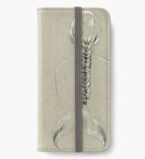 Fishtail plait iPhone Wallet/Case/Skin