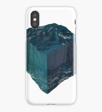 Ocean Cube Water iPhone Case