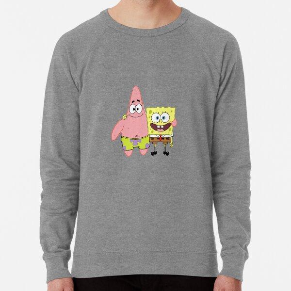 SpongeBob und Patrick Leichter Pullover