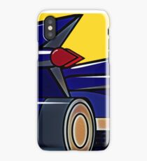 Cadillac Fin study 1 iPhone Case
