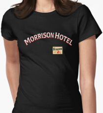 Morrison Hotel Women's Fitted T-Shirt