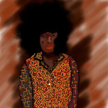Black Girl Magic by Sagator