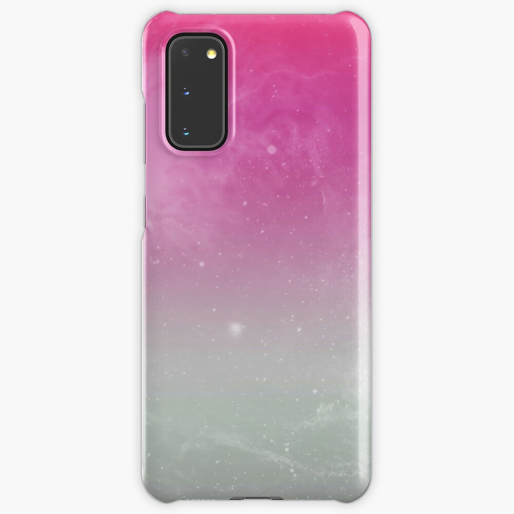 Aesthetic Wallpaper Case Skin For Samsung Galaxy By Warddt Redbubble
