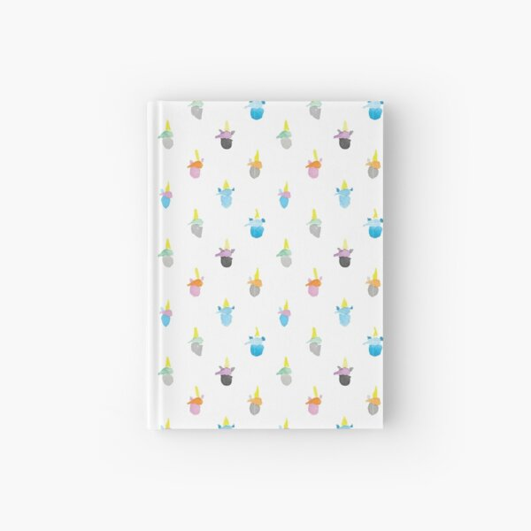 Unicorns Unite Pattern 2 Hardcover Journal