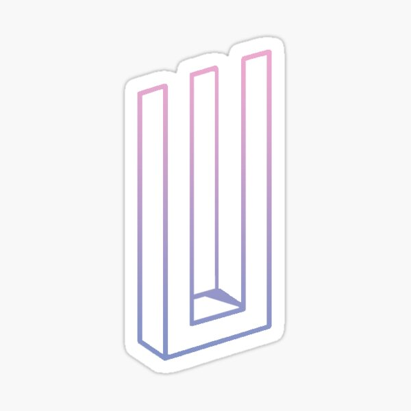 Paramore After Laughter Logo Sticker/Phone Case Sticker
