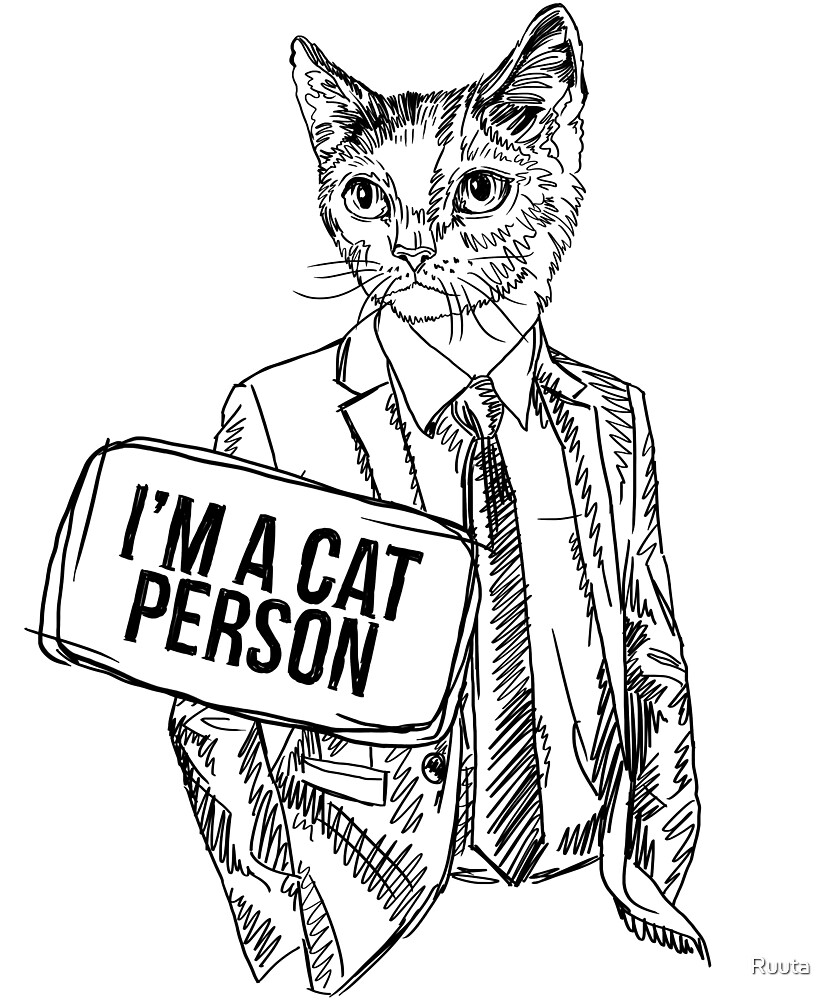 Cat Person by Ruuta